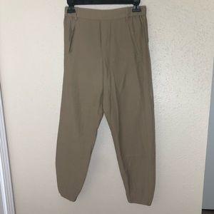 Vince Cotton Khaki Pants